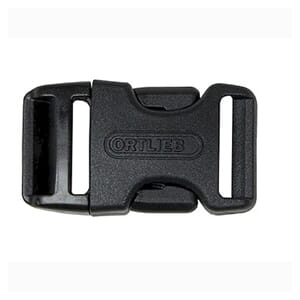 Ortlieb Stealth Buckle 25mm, Male+Housing