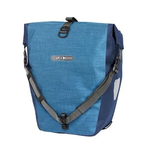Ortlieb Back-Roller Plus Ql2.1 [2X20L] Denim-Steel Blue