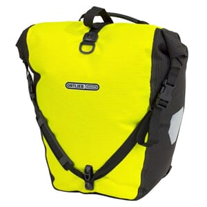 Ortlieb Back-Roller High Visibility Ql2.1 [20L] Yellow-Black