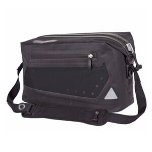 Ortlieb Trunk-Bag Rack-Lock [8 L] Black/Slate