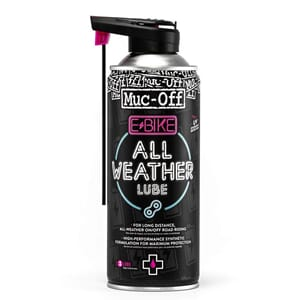 Muc-Off E-Bike All Weather Kjedeolje 400 ml
