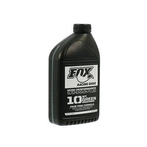 Fox Suspension Fluid 10WT Green