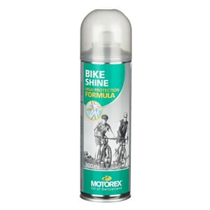 Motorex Bikeshine Spray 300ml Sykkelpolish