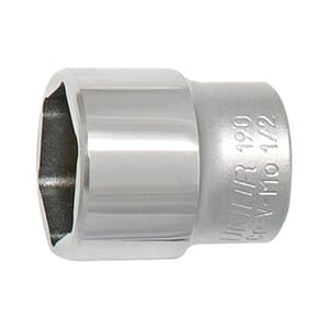 Unior Flat Socket For Suspension Service 28 mm